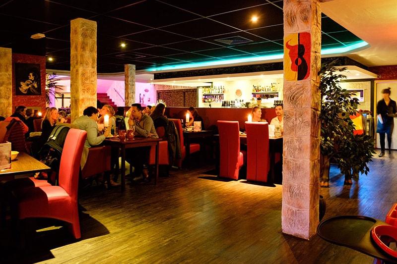 All you can eat tapas grill spaans restaurant ramblas for Arnhem restaurant